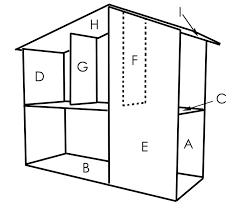 How To Read House Blueprints Sutton Grace Mod Doll House Plans