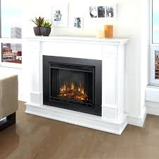 rustic stands electric fireplace insert corner wheels
