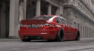 mazda rx7 rocket bunny kit pandem bmw e46 wide body kit rocketbunny discovery japan mall