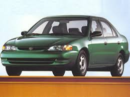 1999 toyota corolla reliability 1999 toyota corolla ve 4dr sedan information