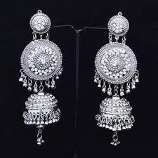 jhumkas earrings junk metal jhumkas earrings komal enterprise ghaziabad id