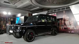 mercedes jeep matte black mercedes benz launches the g63 amg rs 1 46 crore team bhp