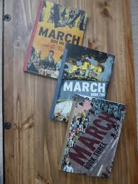 march book two march books one through three roger s libraryroger s library