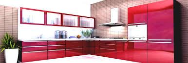 Modular Kitchens Designs Kitchen Modular Designs India Condor Spacious U Shaped Kitchenbuy