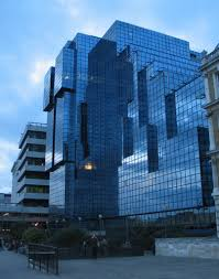 london glass building blue glass building thames embankment feb 2004 more flickr