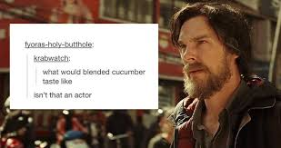 Cumberbatch Meme - 14 times benedict cumberbatch and tumblr had a love hate