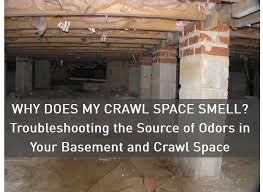 basement smells like gas why does my crawl space smell troubleshooting the source of odor