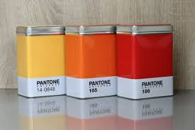 kitchen storage canisters add colour to your home with pantone universe storage containers