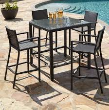 Patio Table Plastic Plastic Patio Table And Chair Set Home Design Ideas