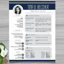Resume Teacher Template 45 Best Teacher Resumes Images On Pinterest Teacher Resumes