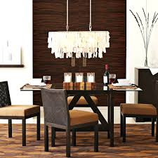 Chandelier Over Table Dining Table Chandelier For Dining Table What Size Chandelier