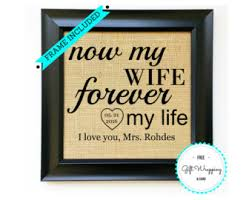 new wife gift bride gift from groom you have changed my