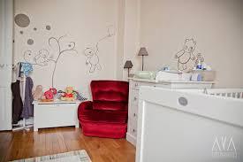 stickers chambre bébé nounours décoration chambre nounours