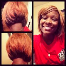 Sew In Bob Hairstyle Cuttin Up Razor Cuts Bobs And Sophisticated Hair
