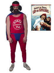 Cheech Halloween Costume Cheech U0026 Chong Chong Wig Beard Bandana Glasses Costume