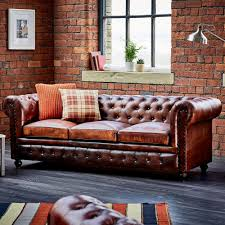 Chesterfield Sofa For Sale by Wallace Sacks Sofa Sale