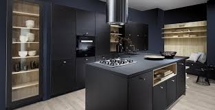 contemporary black kitchen cabinets kitchen cabinets bold ideas for rich shades in the
