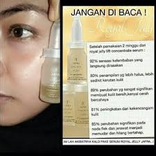 Serum Royal Jelly Jafra Terbaru jafra set advance dynamic mattifying 2 vials royal jelly lift