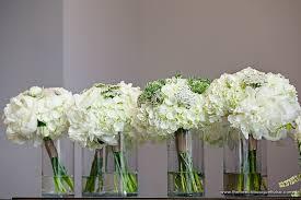 white hydrangea bouquet the bouquet inspiring wedding event florals lots