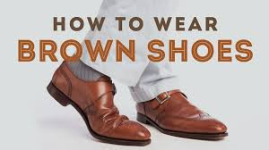 how to wear brown shoes men u0027s leather dress shoes oxford derby