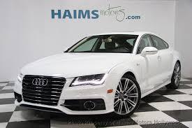 2014 audi a7 prestige 2014 used audi a7 4dr hatchback quattro 3 0 prestige at haims