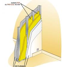 isolation phonique entre 2 chambres cloison phonique awesome cloison amovible couvrejoint isolation