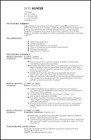 Create Resume Samples by Free Contemporary Medical Resume Templates Resumenow