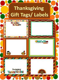 thanksgiving gift tags labels by leighannslp teachers pay teachers