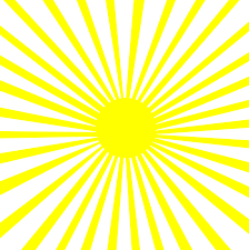 sun rays clipart png clipartxtras