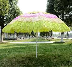 Tiki Patio Umbrella Convenience Boutique 6 Multi Color Outdoor Tiki Thatch Patio