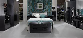 bedroom glamorous black bedroom furniture ideas for modern