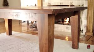 barn furniture rustic timber dining table primitive wood