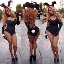 Playboy Halloween Costume Somaya Reece Twitter