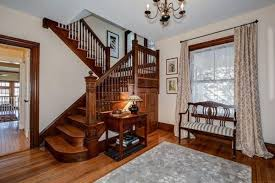 west roxbury queen anne includes 15 rooms four fireplaces