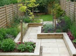 garden beautiful contemporary backyard garden 2017 garden design