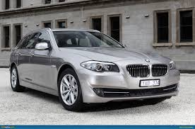 ausmotive com bmw 5 series touring u2013 australian pricing u0026 specs