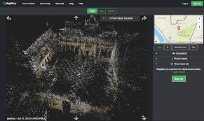 crowd sourced streetview start up mapillary turns images into 3d