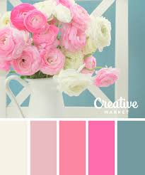 pink color scheme get inspired by the scenes of spring with these 15 color schemes