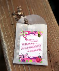 seed favors seed packet favors weddings ideas from evermine