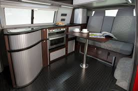 Camper Interiors Vw T6 Surf From Danbury Campervans Caravans And Trailers