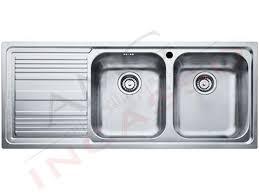lavello cucina franke lavello franke logica line llx 621 1160 x 500 2 vasche destre