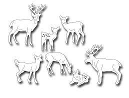 frantic stamper precision die herd deer