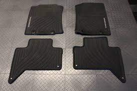 floor mats for toyota fs toyota all weather floor mats tacoma cab tacoma
