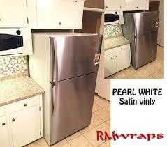refrigerator pearl white wrap u2014 rm wraps
