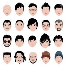 All Men Hairstyles by Man Men Male Human Face Head Hair Hairstyle Mustache Bald People