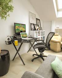 atlantic furniture gaming desk black carbon fiber gaming desk pro