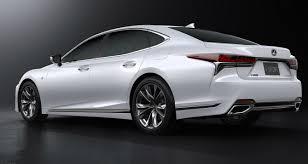 lexus ls 500 cost lexus ls 500 f sport unveiled at new york auto show