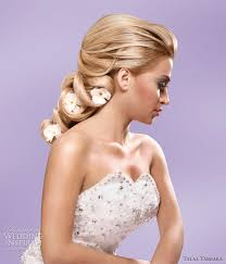 hair makeup the best bridal hairstyles with flowers beauty zone