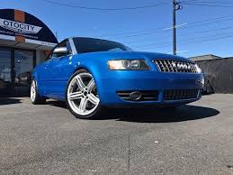 2004 audi s4 blue 2004 audi s4 in jersey for sale 10 used cars from 2 280