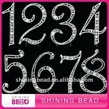 cake topper numbers numbers for cakes number rhinestone cake topper birthday view